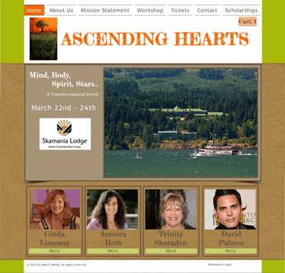 Ascending Hearts Conference